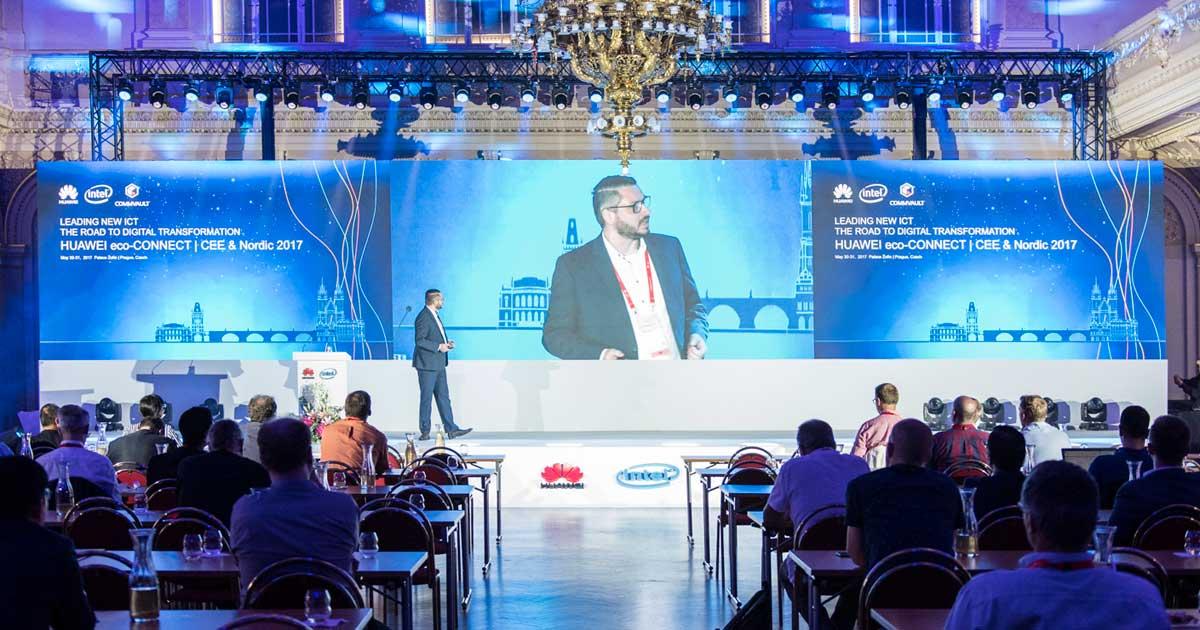 Pravidla pro použití videoprojekce na firemních akcích a konferencích